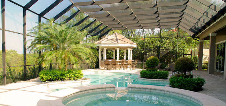 Landscaping Your Pool In Southwest Florida
