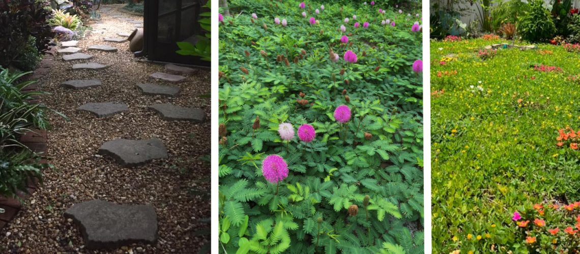 How to Landscape a Yard Without Grass