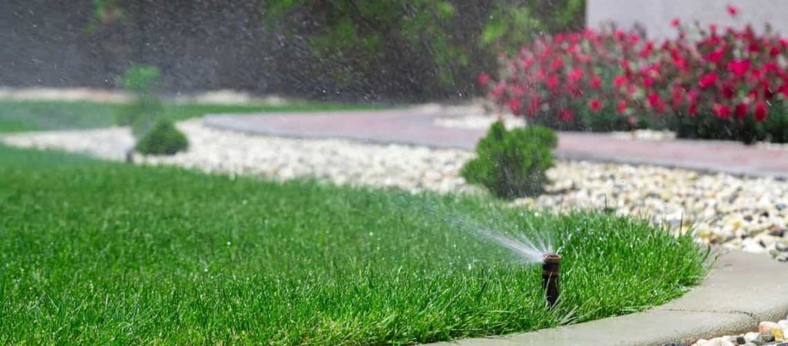 Water-Saving Irrigation System For Your Lawn And Garden